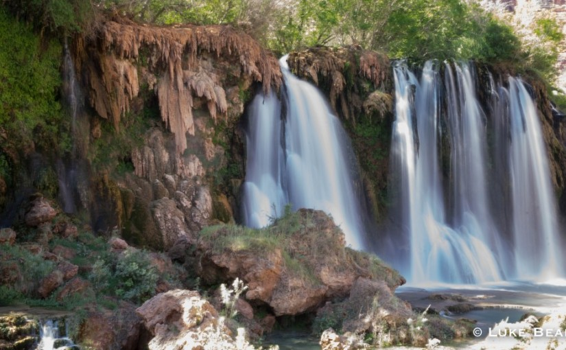 Havasupai Reservation and Havasu Creek (Round I and II)